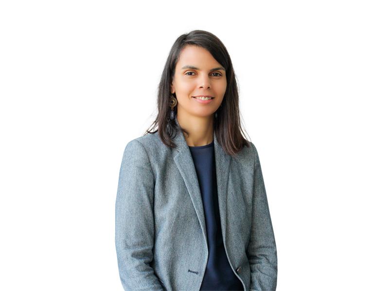 Equipa - Ricarda Fernandes