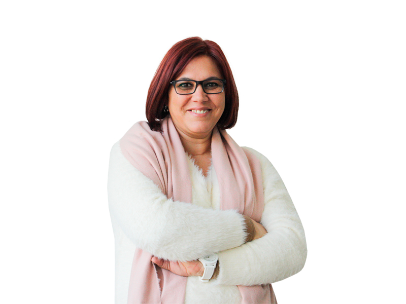 Equipa - Sónia Pedroso